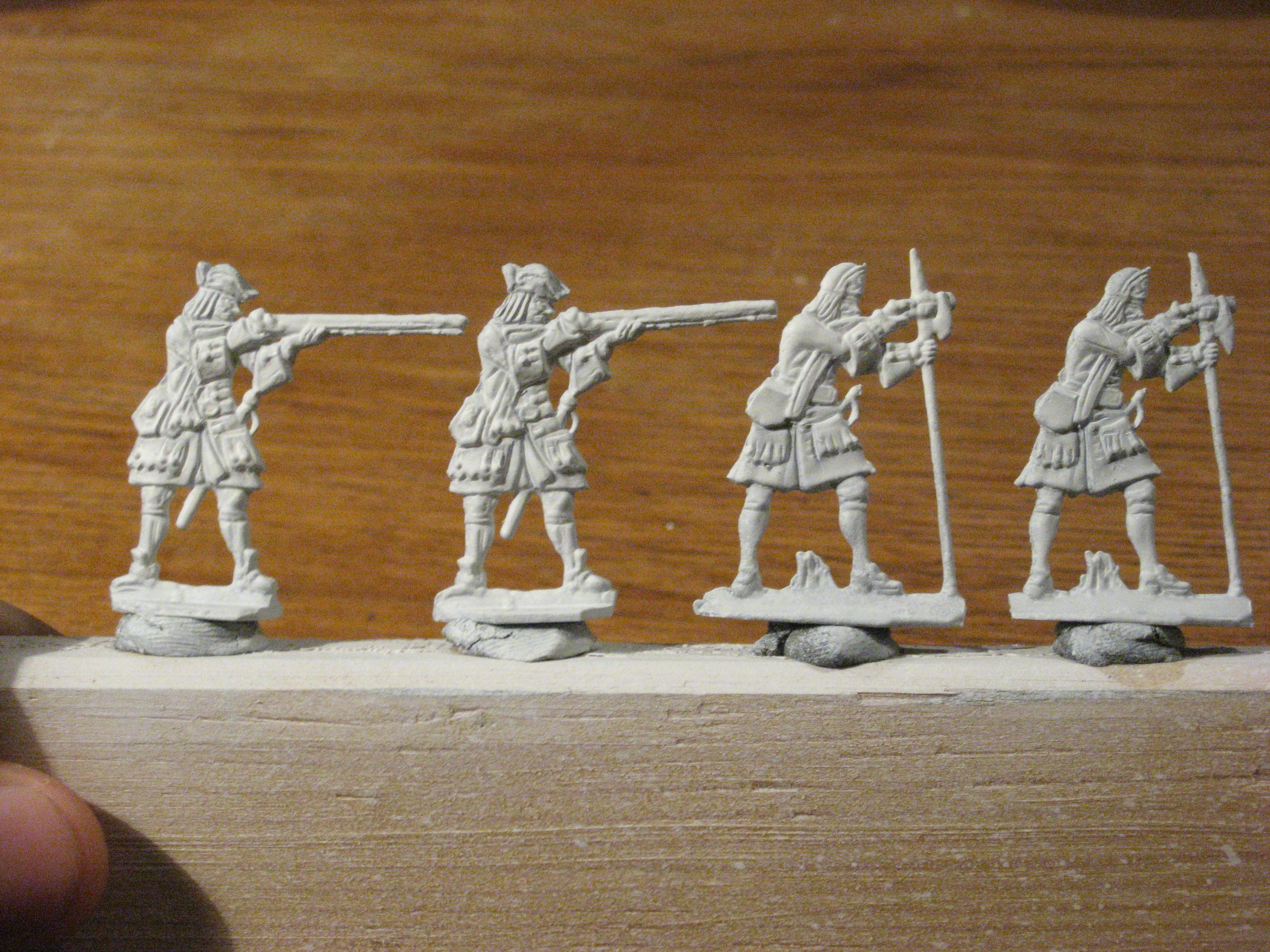 Оловянные солдатики своими руками классический размер 80